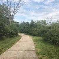 Photo taken at Mound View Park by Jerad M. on 8/25/2017