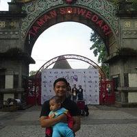 Photo taken at CFD Surakarta Hadiningrat by Nofrida R. on 2/14/2015