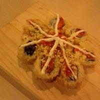 Photo taken at Takenoko Sushi Ketos by Nofrida R. on 8/30/2013