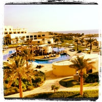Photo taken at Sofitel Bahrain Zallaq Thalassa Sea & Spa by Salman on 9/18/2012