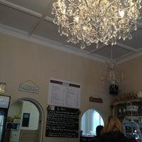 Photo taken at Boho Tea Room & Coffee House by Emma B. on 2/27/2013