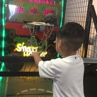Photo taken at Chuck E. Cheese's by Jose L. on 6/6/2016