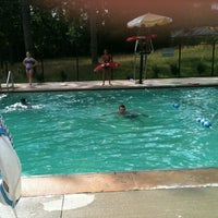 Photo taken at Crestwood Pool by Wess G. on 7/9/2013