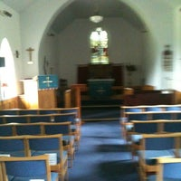Photo taken at St. Ina's Church by John Paul G. on 8/2/2013
