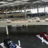 Photo taken at BMW Brilliance Shenyang by mu y. on 9/2/2016