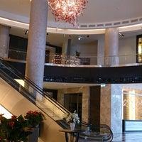 7/1/2013 tarihinde Hande Seda A.ziyaretçi tarafından Wyndham Grand Istanbul Europe'de çekilen fotoğraf