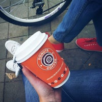 Photo taken at Donuts Coffe by Marina G. on 10/12/2014