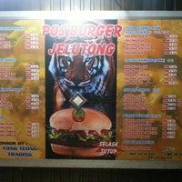 Photo taken at Pos Burger by Azlan K. on 1/6/2013