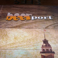Photo taken at Beerport by Bilge K. on 3/30/2013