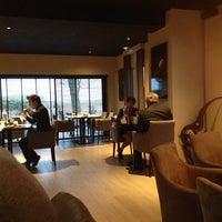 Photo taken at Arbre (restaurant du carrefour de l'arbre) by Michele Z. on 4/12/2014