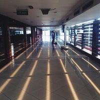 Photo taken at Waiting Room B4, Soekarno Hatta Int. Airport by sugi p. on 3/13/2015