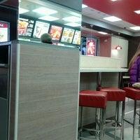 Photo taken at KFC by Alexandr S. on 11/6/2012