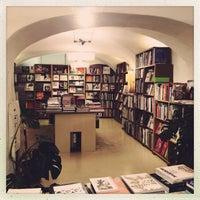 Photo taken at Buchhandlung Lia Wolf by Philipp on 11/22/2013