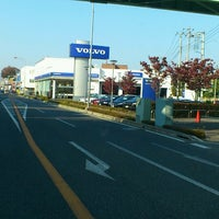 Photo taken at ボルボカーズ浦和 by RED W. on 11/17/2013
