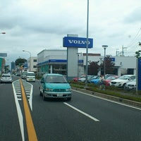 Photo taken at ボルボカーズ浦和 by RED W. on 10/22/2013