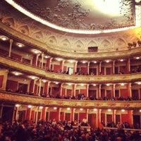 Снимок сделан в Театр им. Ивана Франко пользователем Natalya M. 10/19/2012