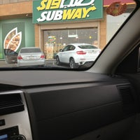 Photo taken at SubWay by Fadi A. on 3/7/2013