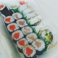 Photo taken at Takeya Sushi by soulfunkee on 8/24/2014
