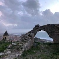 Photo taken at Castello di Scalea by Olha H. on 1/4/2018