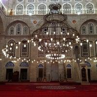 Das Foto wurde bei Edirnekapı Mihrimah-Sultan-Moschee von Abdullah S. am 7/26/2013 aufgenommen