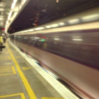 Photo taken at MTR Kowloon Tong Station by Danny C. on 9/14/2012