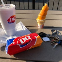 Photo taken at Dairy Queen by Marcus B. on 5/6/2018