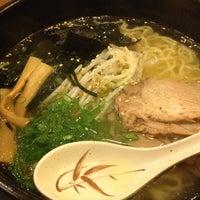 Foto tirada no(a) Lamen Kazu por Audrey H. em 11/21/2012