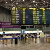 Photo taken at Terminal 1 by Ольга Р. on 2/20/2013