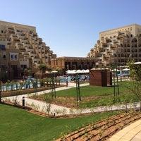 2/17/2014 tarihinde MuRat C.ziyaretçi tarafından Rixos Bab Al Bahr'de çekilen fotoğraf