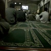 Photo taken at Masjid Agung Sunda Kelapa by Husein A. on 7/15/2013