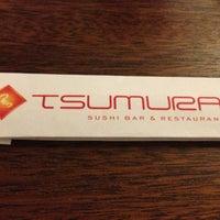 Photo taken at Tsumura Sushi Bar & Restaurant by Sunshine L. on 3/27/2013