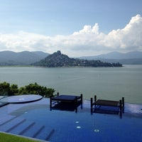 Photo taken at El Santuario Resort by Isaac D. on 7/14/2013