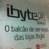 Photo taken at Ibyte by Dayvison R. on 12/11/2012