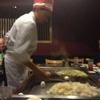 Photo taken at Tsunami Japanese Steakhouse and Sushi Bar by Zandra M. on 3/23/2013