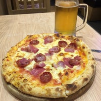 Photo taken at Capricciosa Pasta & Pizza by beerclassic on 4/18/2015