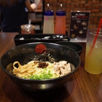 Photo taken at Abura Soba by beerclassic on 2/9/2017