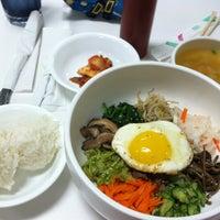 Photo taken at Seoul Korean BBQ by Erika B. on 9/27/2012