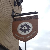 Photo taken at Black Lotus Brewing Co. by Kiki K. on 11/26/2012