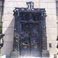 Photo taken at Rodin Sculpture Garden by Ksu P. on 5/23/2013