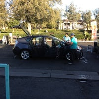 Photo taken at Town Center Car Wash/Chevron by Allison H. on 12/11/2012