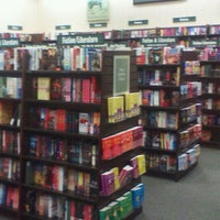 Photo taken at Barnes & Noble by Chris K. on 10/21/2012