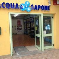 Photo taken at acqua e sapone by Luciano P. on 6/3/2013