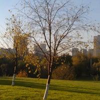 Снимок сделан в Братеевский каскадный парк пользователем Сабина Г. 9/21/2012