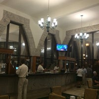 Photo taken at Tikal Lobby Bar by Vania G. on 9/4/2016