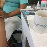 Photo taken at PalomaGarcía Salon by Vania G. on 6/13/2016