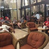 Photo taken at Tikal Lobby Bar by Vania G. on 12/9/2016
