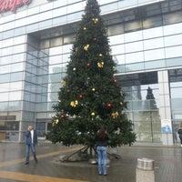 Снимок сделан в ТРК «Европа Сити Молл» пользователем Дмитрий Н. 12/4/2012