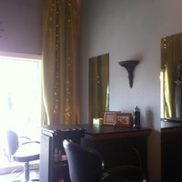 Photo taken at Salon Beverly on Augusta Road by heidi a. on 9/21/2013