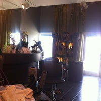 Photo taken at Salon Beverly on Augusta Road by heidi a. on 3/20/2013
