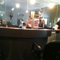 Photo taken at Salon Beverly on Augusta Road by heidi a. on 1/31/2013